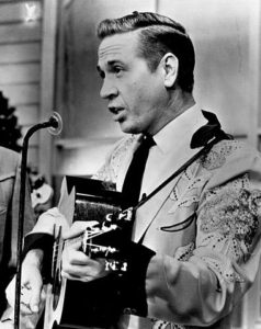 Buck Owens from the television program The Jimmy Dean Show, 23 September 1965